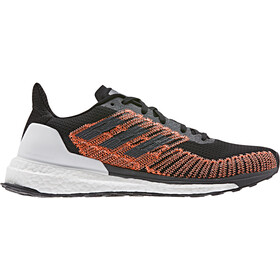 adidas Solar Boost ST 19 Zapatillas Corte Bajo Hombre, core black/grey five/solar orange